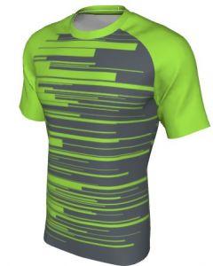 Maglia Rugby Grafica Definita Personalizzabile - Stile 002