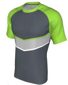 Maglia Rugby Grafica Definita Personalizzabile - Stile 008