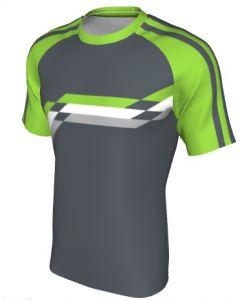 Maglia Rugby Grafica Definita Personalizzabile - Stile 009