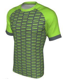 Maglia Rugby Grafica Definita Personalizzabile - Stile 010
