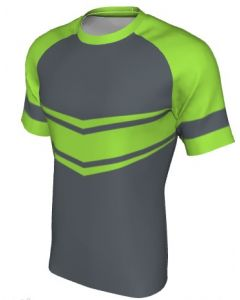 Maglia Rugby Grafica Definita Personalizzabile - Stile 011