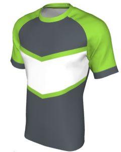 Maglia Rugby Grafica Definita Personalizzabile - Stile 012
