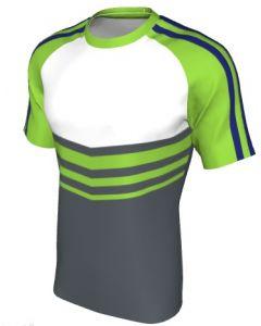 Maglia Rugby Grafica Definita Personalizzabile - Stile 013