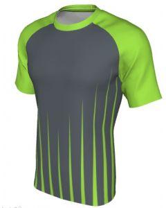 Maglia Rugby Grafica Definita Personalizzabile - Stile 018