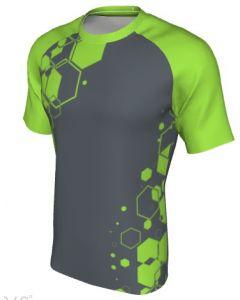Maglia Rugby Grafica Definita Personalizzabile - Stile 027