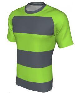 Maglia Rugby Definita Personalizzabile - Stile 058