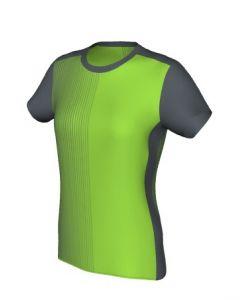 Maglia Volley Femminile Grafica Definita Personalizzabile - Stile 012